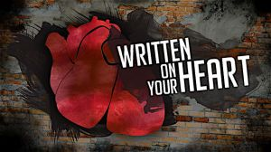 written on your heart