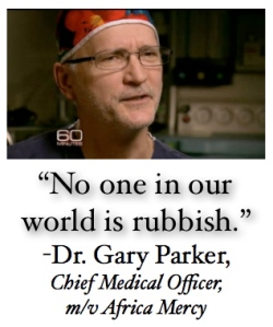 Gary Parker pic & quote