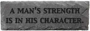 strength in character
