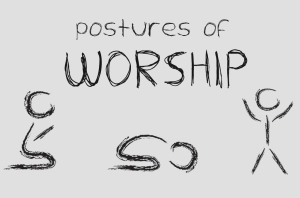 postures of worship