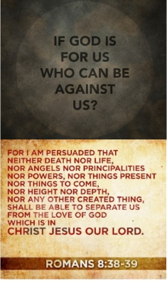 Romans 8 verses