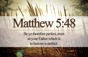 Matthew 5-48