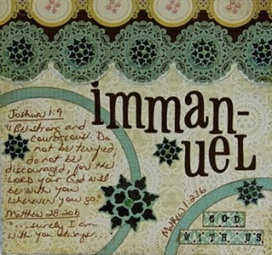 Immanuel collage