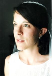 Dianna bride face