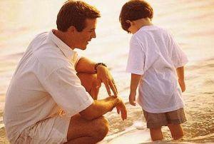 dad to son discipline