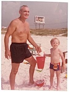 Nick and Poppa
