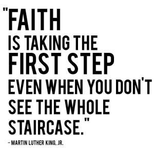 faith MLKJ