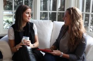 women mentor