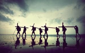 cross bearers