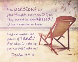 Psalm 139 17-18