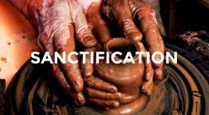 Sanctification potters wheel