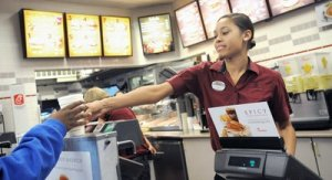 chickfila cashier
