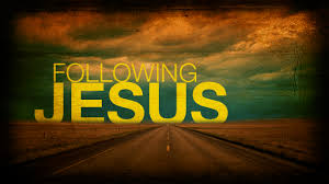 following Jesus 1