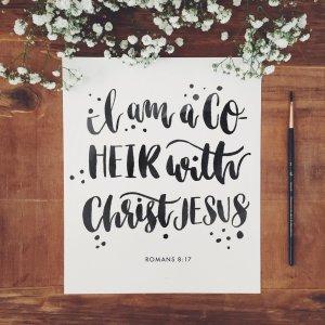 Co-Heir With Christ