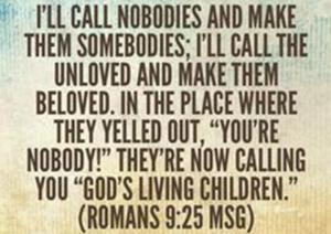 Romans 9-25