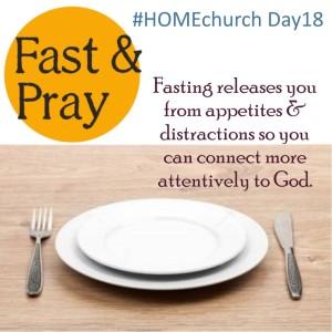 fast & pray